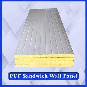 PUF Sandwich Wall Panel in Nepal